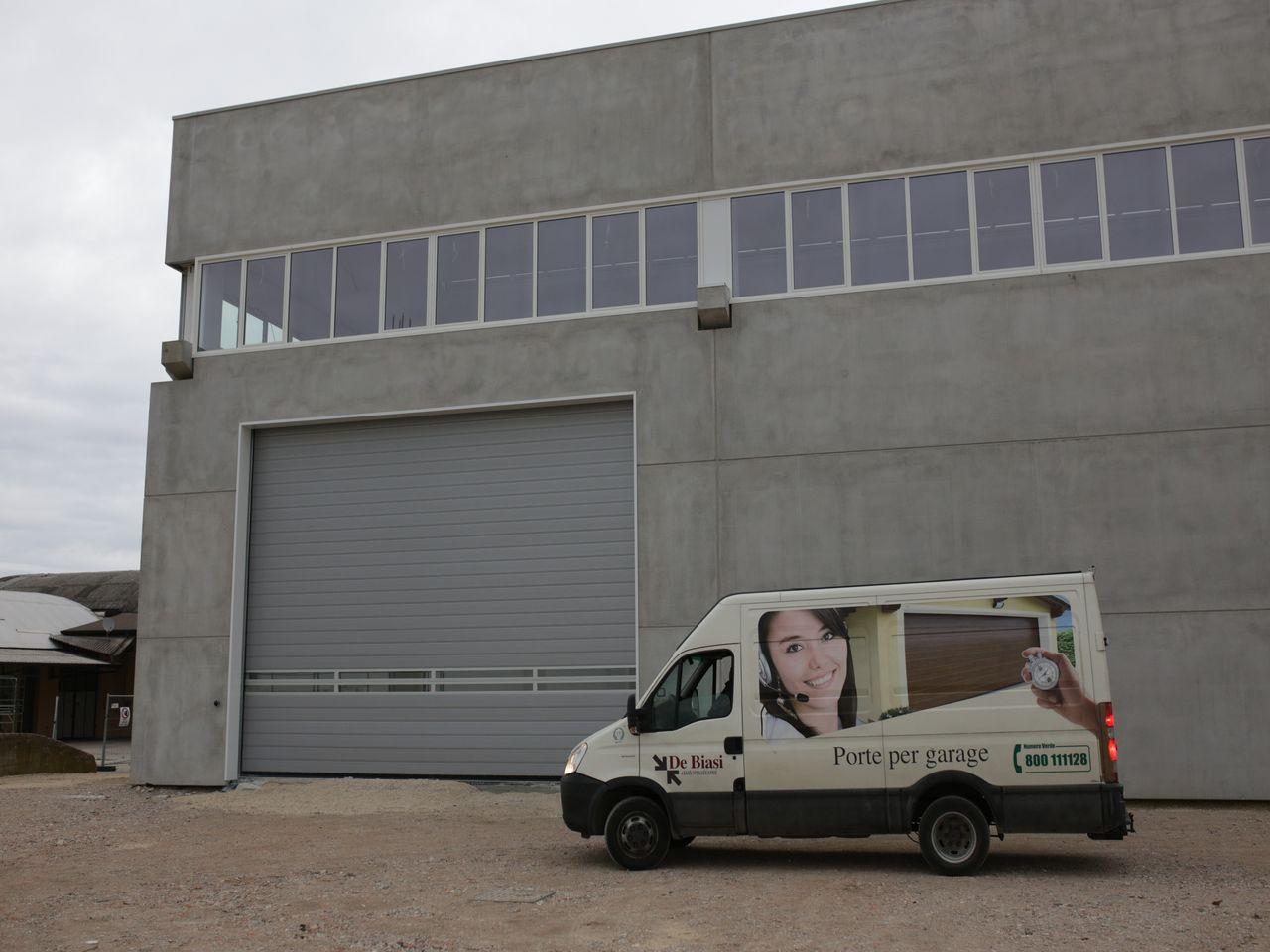 Porte avvolgimento rapido spiral Mantova, Modena, Reggio Emilia, Verona