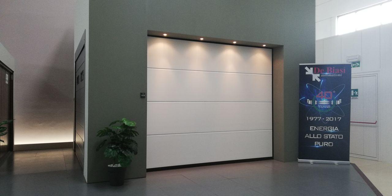 Showroom porte sezionali De Biasi Porto Mantovano (MN)