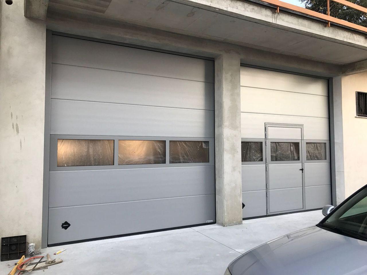 Porte sezionali industriali De Biasi Mantova, Modena, Reggio Emilia, Verona