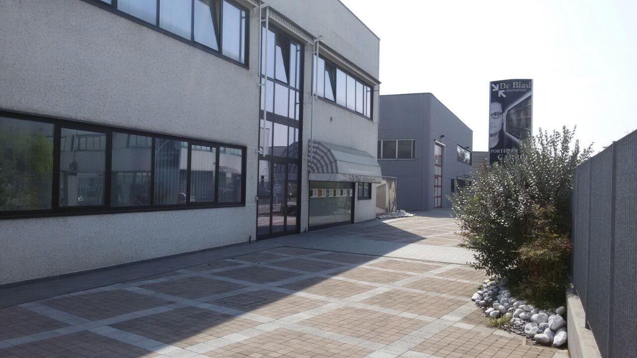 De Biasi Portoni sezionali Breda Mantova, Modena, Reggio Emilia, Verona