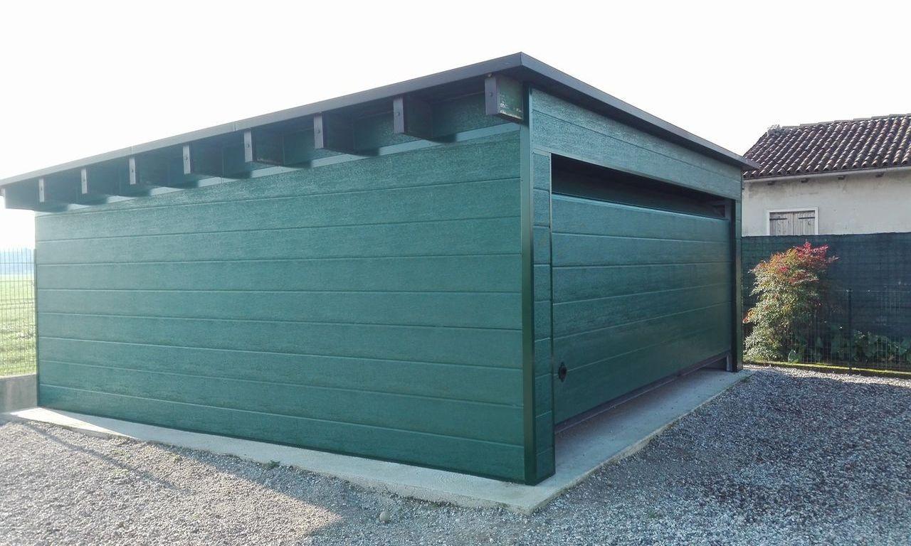 Prolungamento garage Mantova, Modena, Reggio Emilia, Verona