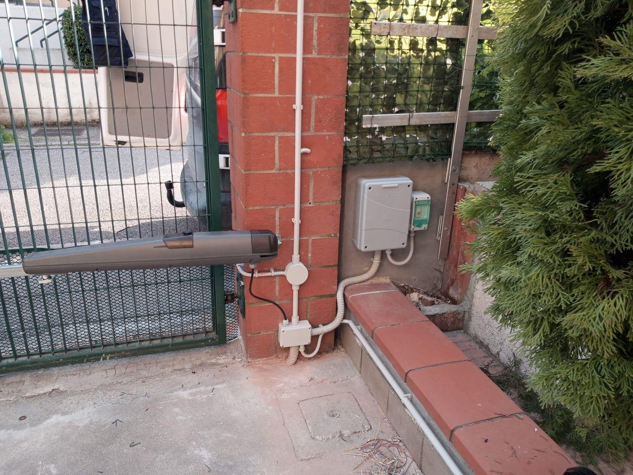 Automazione cancelli Mantova Modena Reggio Emilia Verona